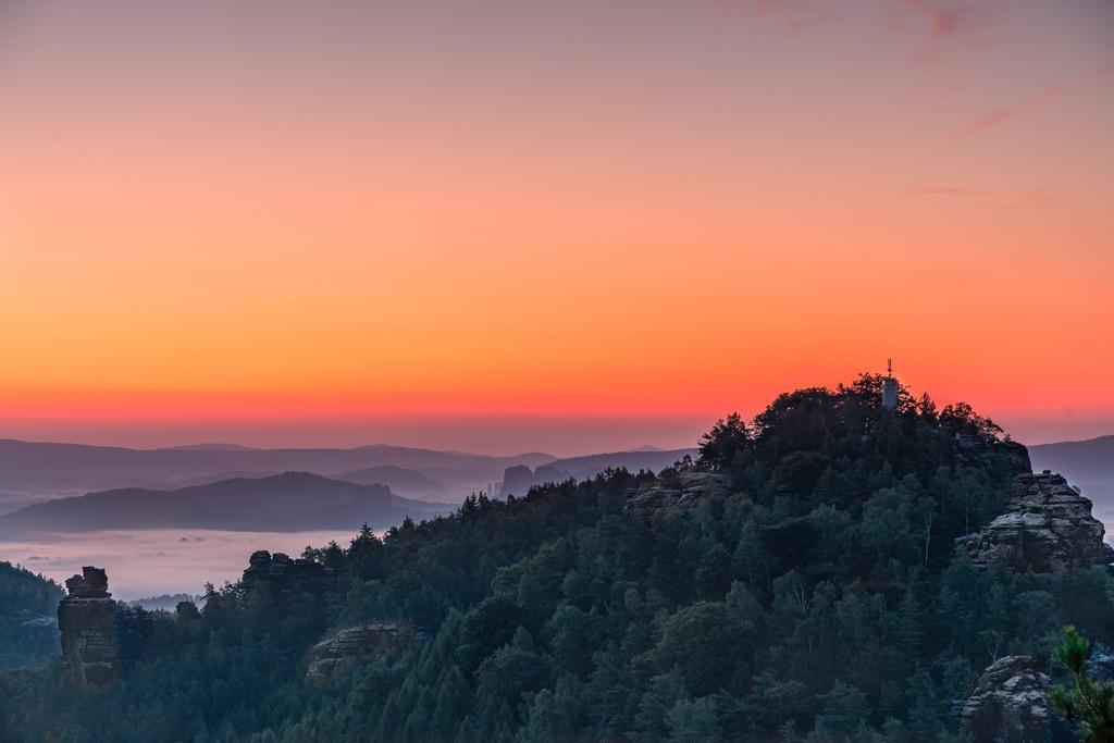 Gohrisch Sunrise 2