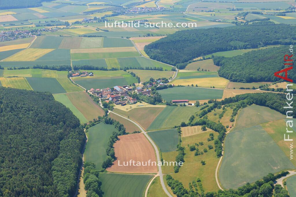 ruthmannsweiler-scheinfeld-2015-76 | Luftbild von Ruthmannsweiler Scheinfeld - Luftaufnahme wurde 2015 von https://frankenair.de mittels Flugzeug (keine Drohne) erstellt - die Geschenkidee
