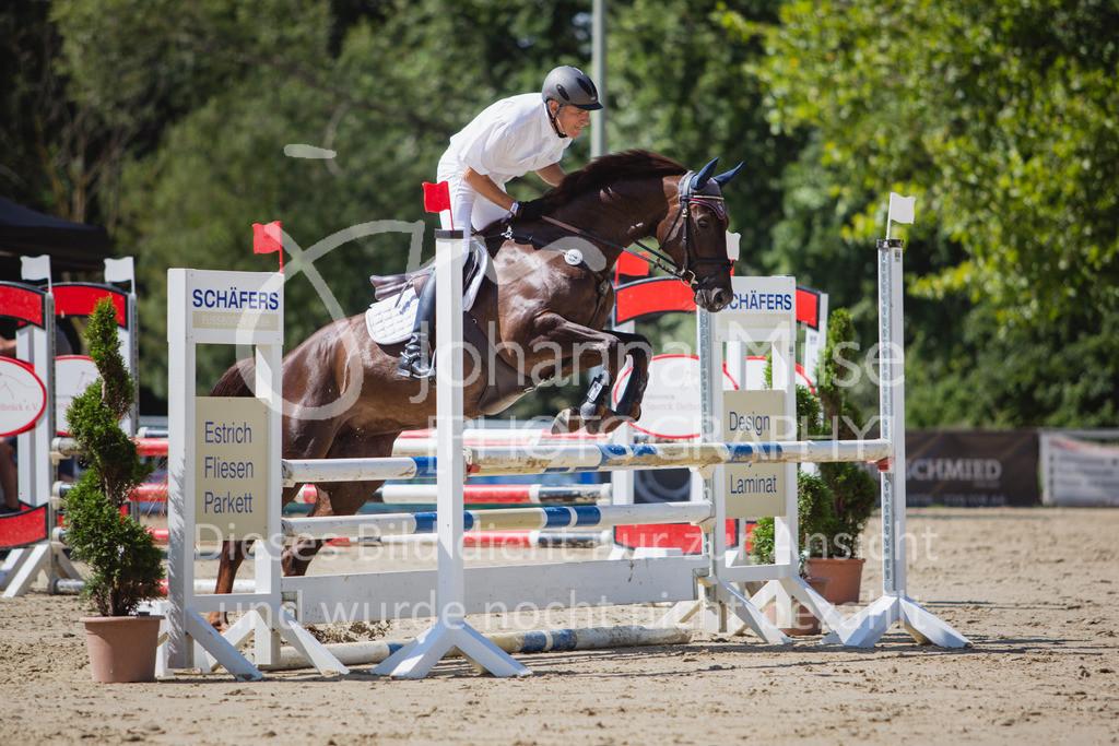 200819_Delbrück_Sprpf-A_2_1-217 | Delbrück Masters 2020 Springpferdeprüfung Kl. A** 4-6jährige Pferde