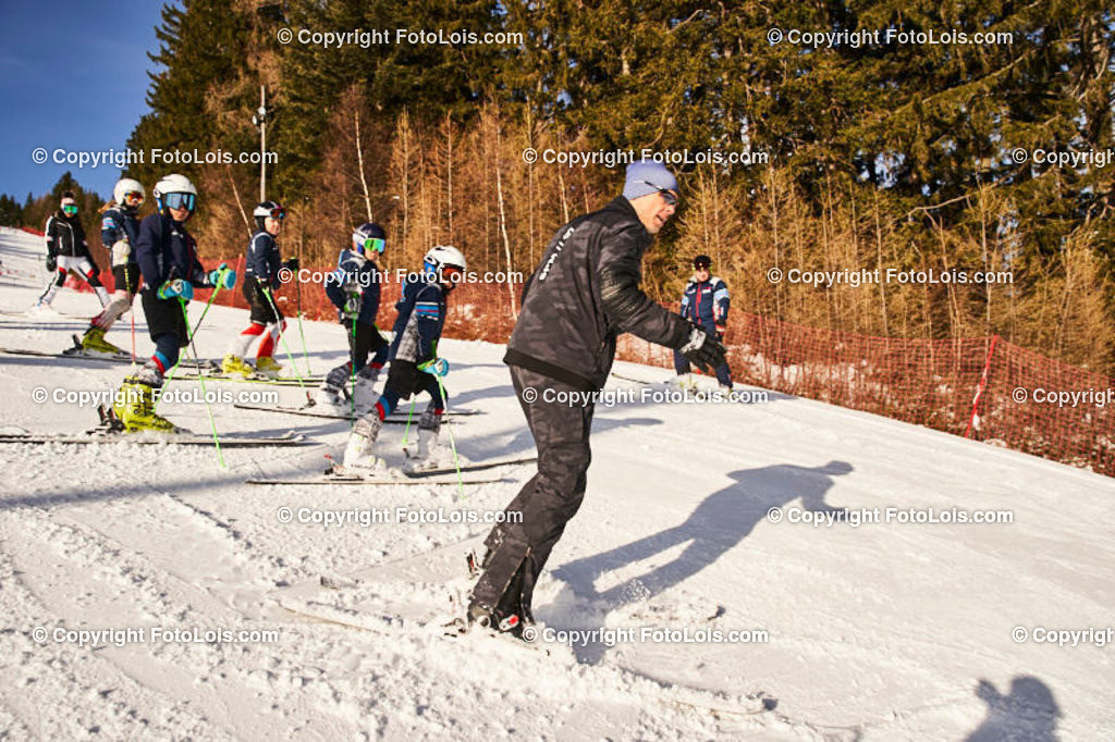 0032_KinderLM-RTL_Trattenbach_Sykora Thomas | (C) FotoLois.com, Alois Spandl, NÖ Landesmeisterschaft KINDER in Trattenbach am Feistritzsattel Skilift Dissauer, Sa 15. Februar 2020.