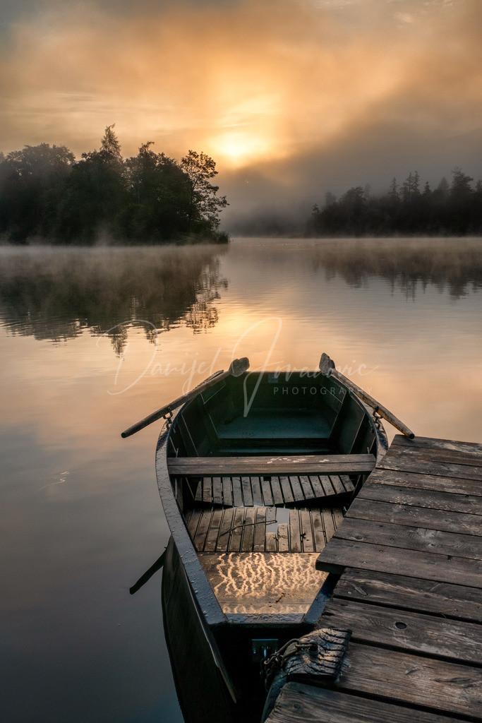Reintaler See | Wunderschöner Sonnenaufgang am Reintaler See