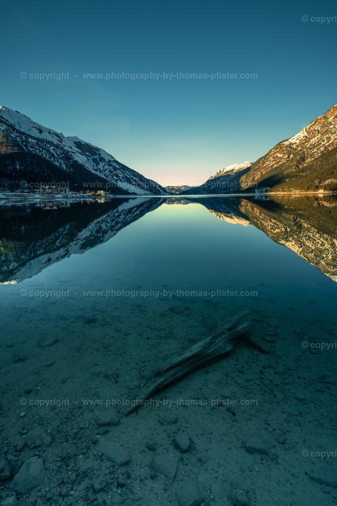 Achensee im Winter-3