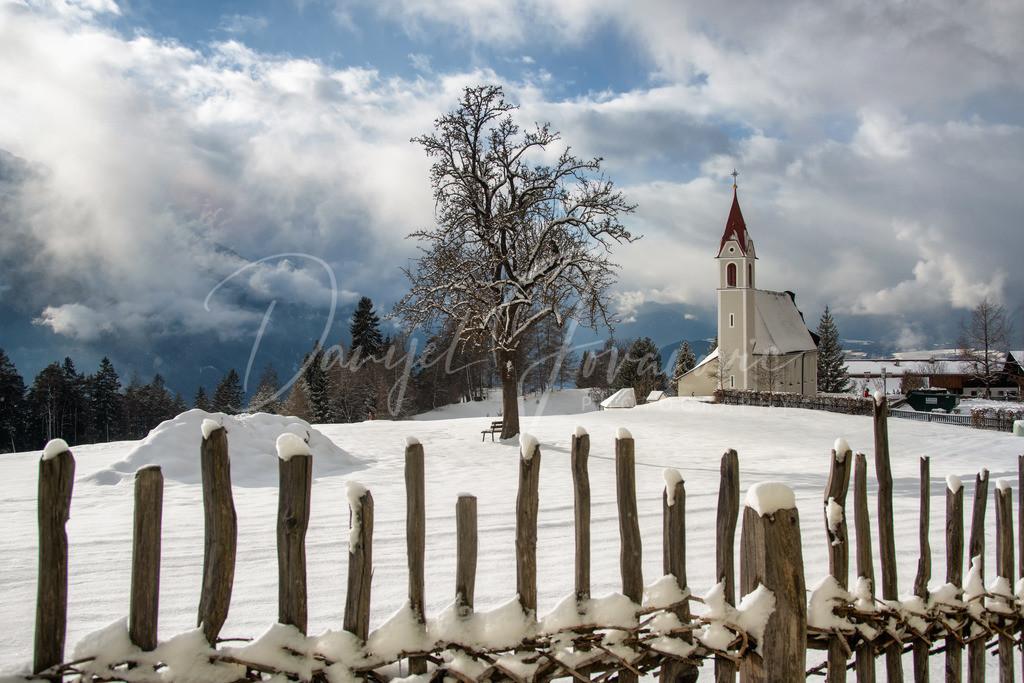 Mösern   Wintertraum in Mösern