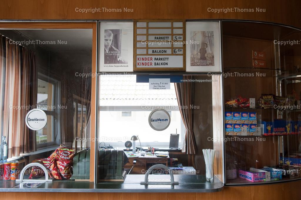 kino5 | ,bre,bhe, Saalbau Kino Heppenheim, eventuell für Corona Berichterstattung, Archivbilder , Bild:Thomas Neu