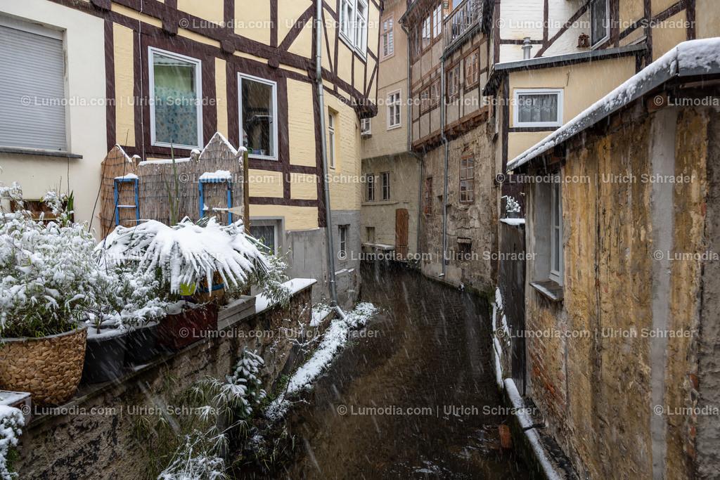 10049-11572 - Winter in Quedlinburg