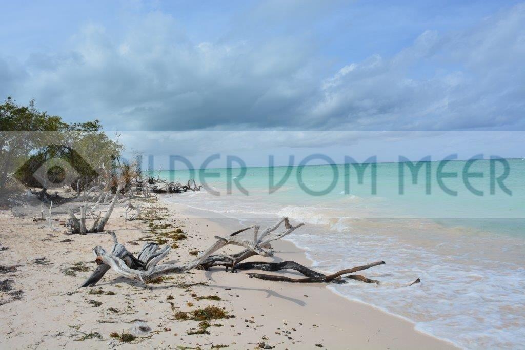 Bilder vom Meer Karibik | unberührter Strand Cayo Jutías Kuba