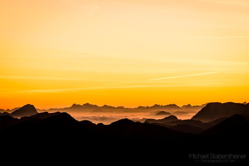 Blick in die Julischen Alpen | Blick Richtung Julische Alpen in Slovenien