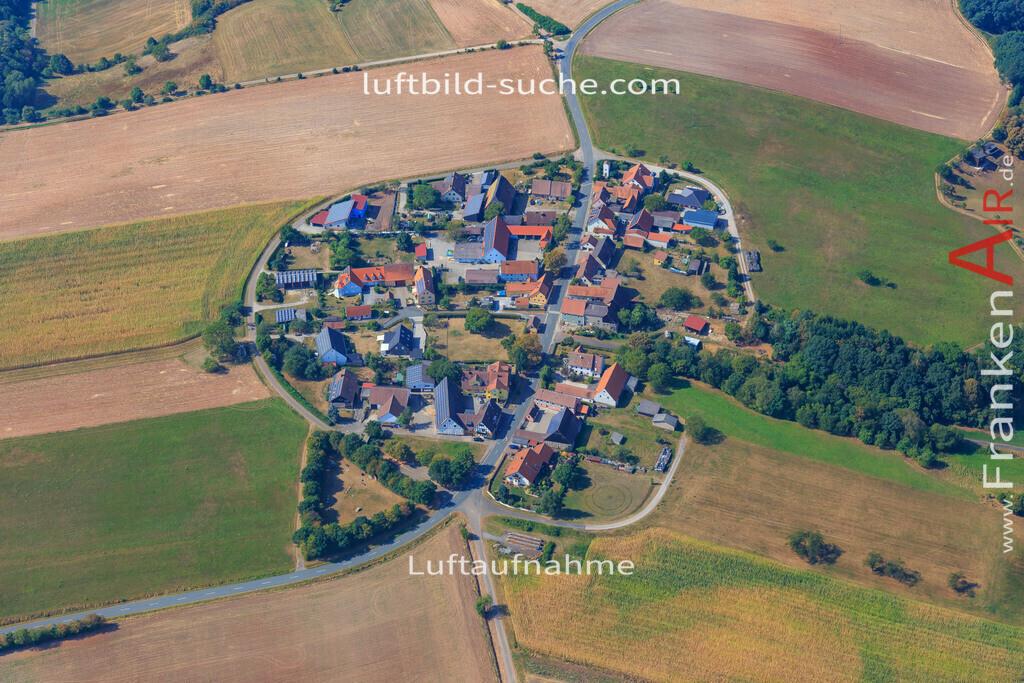 eichelberg-ipsheim-2016-2891 | Luftbild von Eichelberg Ipsheim - Luftaufnahme wurde 2016 von https://frankenair.de mittels Flugzeug (keine Drohne) erstellt - die Geschenkidee