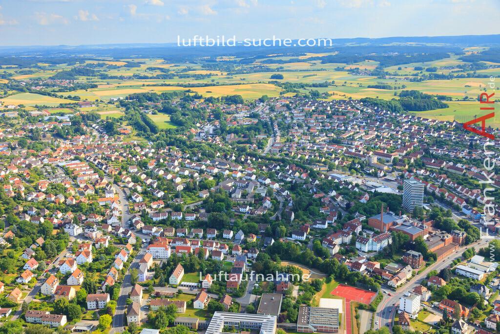 luftbild-kulmbach-2014-3097 | Luftbild von  Kulmbach - Luftaufnahme wurde 2014 von https://frankenair.de mittels Flugzeug (keine Drohne) erstellt - die Geschenkidee