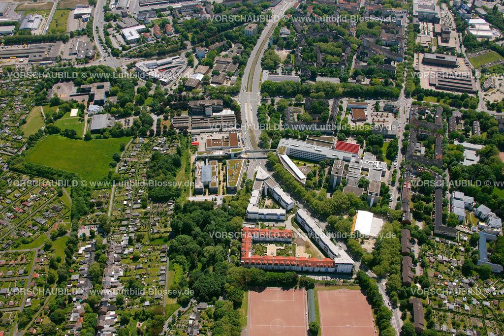 ES10058555 | Bildungspark Essen,  Essen, Ruhrgebiet, Nordrhein-Westfalen, Germany, Europa, Foto: hans@blossey.eu, 29.05.2010