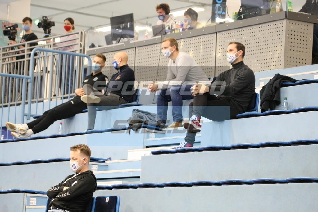 VFL Gummersbach - HSV Hamburg | Gummersbachs Offizielle - © by Sportfoto-Sale.de