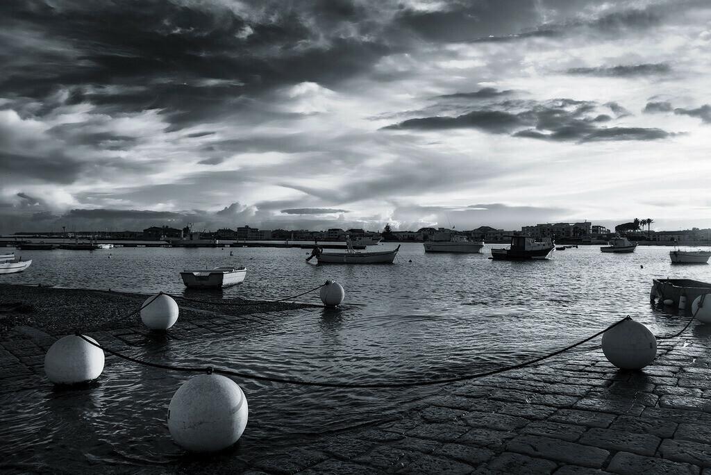 Largo Balata | Hafen von Marzamemi auf Sizilien