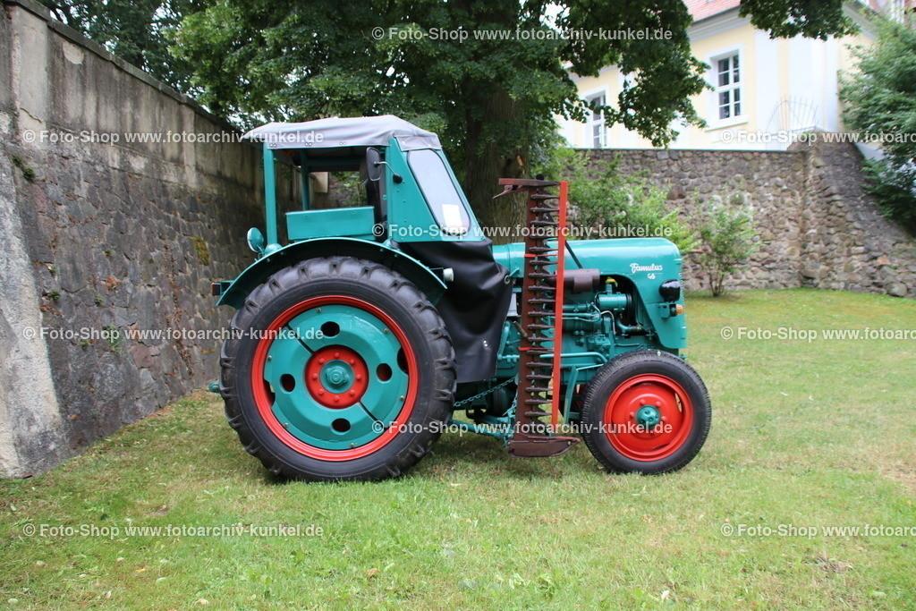 IFA RS 14/46 »Famulus« Traktor, Schlepper, 1962 (1960-1963)   IFA RS 14/46 »Famulus« (»Famulus 46«) Traktor, Schlepper, Baujahr 1962, bauzeit des »Famulus 46«: 1960-1963, Hersteller: VEB Schlepperwerk Nordhausen, DDR
