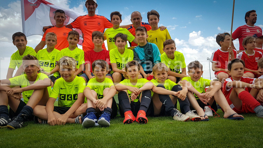 Fussball | Fussball, Coca Cola Cup 2019 at Akademie, Mattersburg on 16 June  2019. Photo: Ernst Krawagner