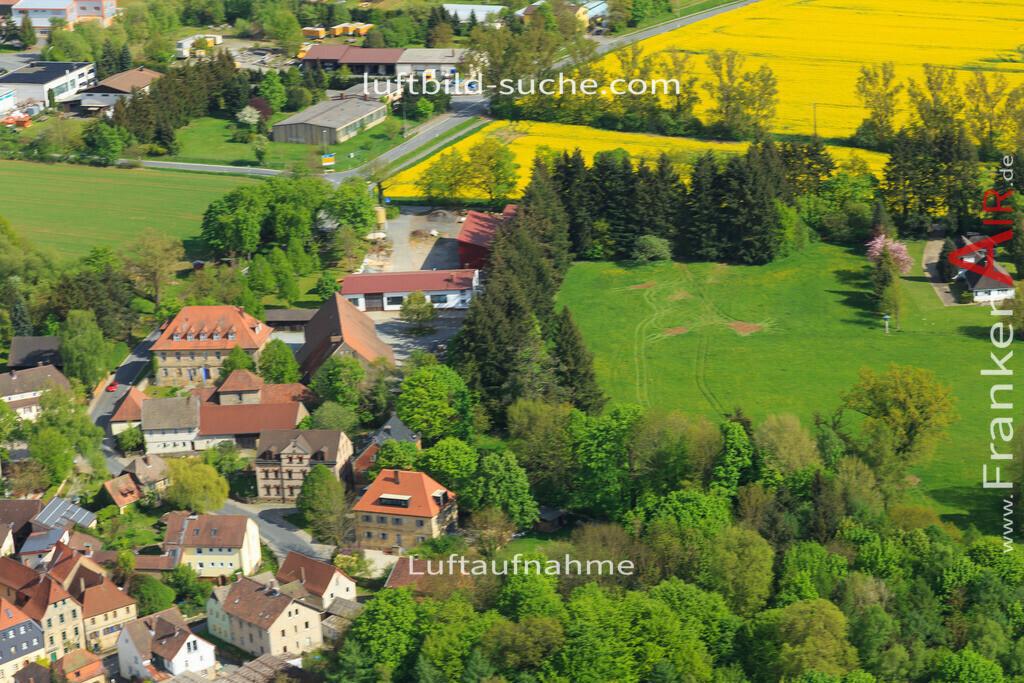 thurnau-2015-153 | Luftbild von  Thurnau - Luftaufnahme wurde 2015 von https://frankenair.de mittels Flugzeug (keine Drohne) erstellt - die Geschenkidee