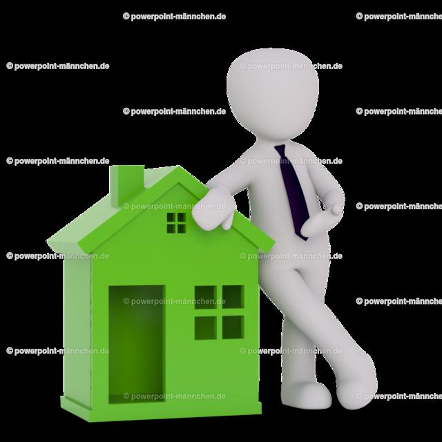 man leaning in a small house | Quelle: https://3dman.eu   Jetzt 250 Bilder kostenlos sichern