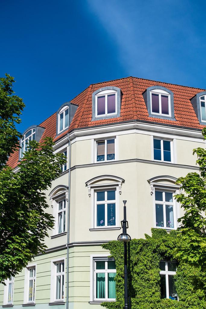 Gebäude in der Hansestadt Rostock | Gebäude in der Hansestadt Rostock.
