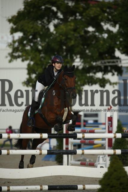 Rot am See_2021_Ponyspringprüfung_Kl.M_Fabienne Bender_Baileys 103 (1)