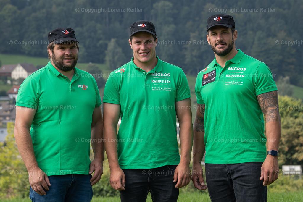 Schwingen -  NOS Zusammenzug Kilchberg 2021 | Herisau, 18.9.21, Schwingen - NOS Zusammenzug Kilchberg. Kanton Appenzell