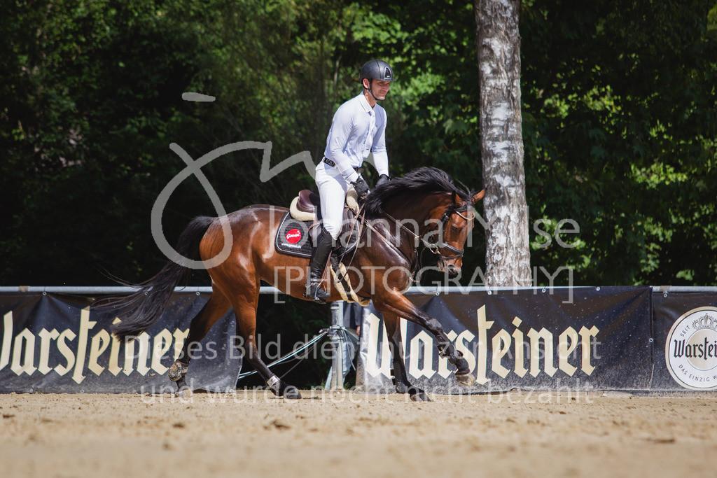 200819_Delbrück_Sprpf-A_1_2-063 | Delbrück Masters 2020 Springpferdeprüfung Kl. A* 4jährige Pferde