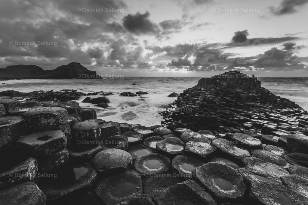 Enniscorthy II | Ausblick über Steinformationen