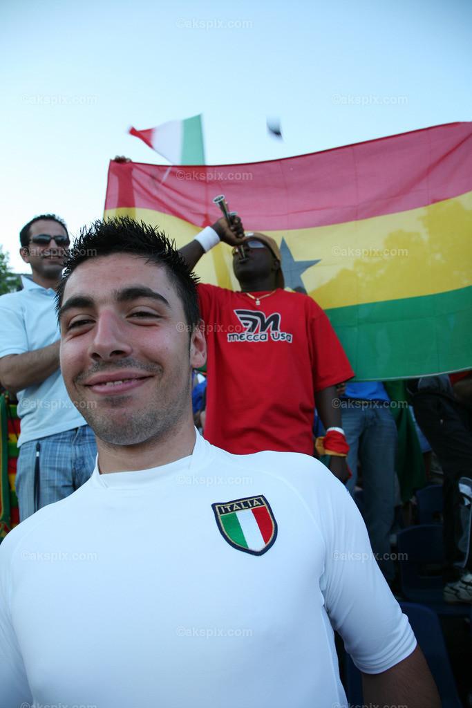 Italia-Ghana