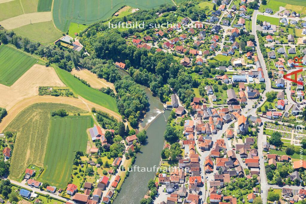 main-marktzeuln-2013-2477 | Luftbild von Main Marktzeuln - Luftaufnahme wurde 2013 von https://frankenair.de mittels Flugzeug (keine Drohne) erstellt - die Geschenkidee