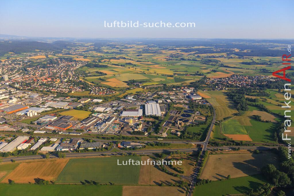 burghaig-kulmbach-2015-1469 | Luftbild von Burghaig Kulmbach - Luftaufnahme wurde 2015 von https://frankenair.de mittels Flugzeug (keine Drohne) erstellt - die Geschenkidee