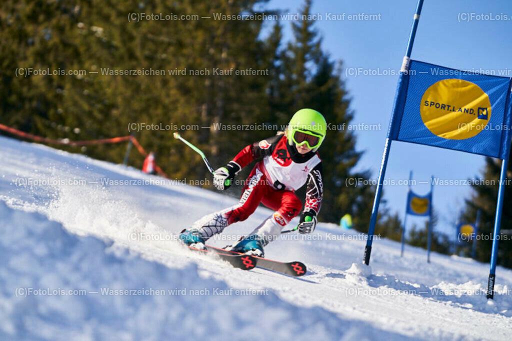 0089_KinderLM-RTL-I_Trattenbach_Krempl Sara | (C) FotoLois.com, Alois Spandl, NÖ Landesmeisterschaft KINDER in Trattenbach am Feistritzsattel Skilift Dissauer, Sa 15. Februar 2020.