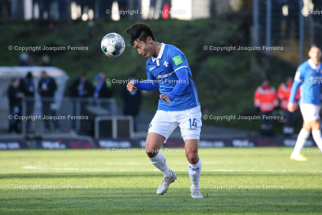 191221svdvshsv_0785 | 21.12.2019 Fussball 2.Bundesliga, SV Darmstadt 98-Hamburger SV emspor, despor  v.l.,  Seung-ho Paik (SV Darmstadt 98)    (DFL/DFB REGULATIONS PROHIBIT ANY USE OF PHOTOGRAPHS as IMAGE SEQUENCES and/or QUASI-VIDEO)