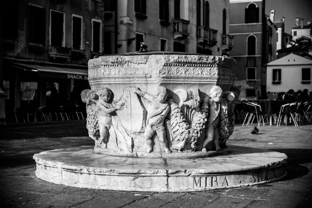 Venedigs Brunnen