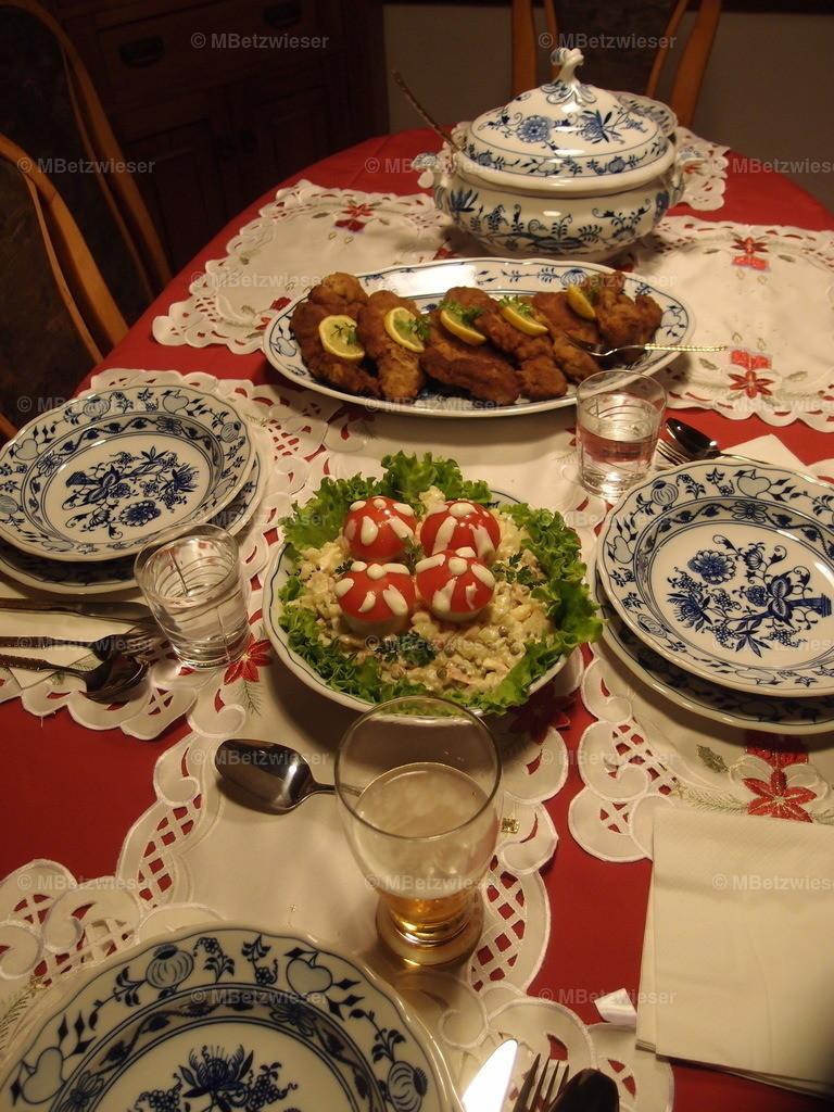PC244827 | Schnitzel mit Kartoffelsalat