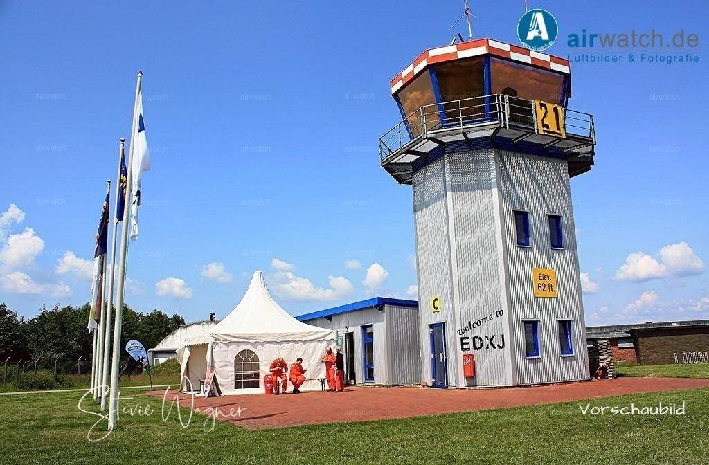 Flughafen Husum, Tower | Flughafen Husum, Tower • max. 4272 x 2848 pix