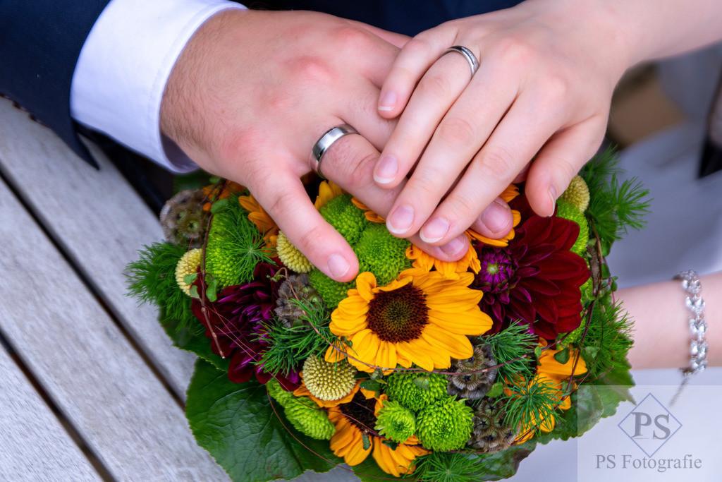 Hochzeit Rittergut Störmede Eheringe