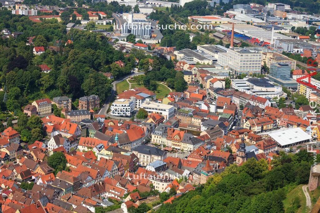 luftbild-kulmbach-2014-3157 | Luftbild von  Kulmbach - Luftaufnahme wurde 2014 von https://frankenair.de mittels Flugzeug (keine Drohne) erstellt - die Geschenkidee