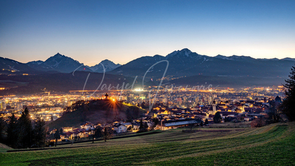 Blick auf Arzl | Arzl und Innsbruck
