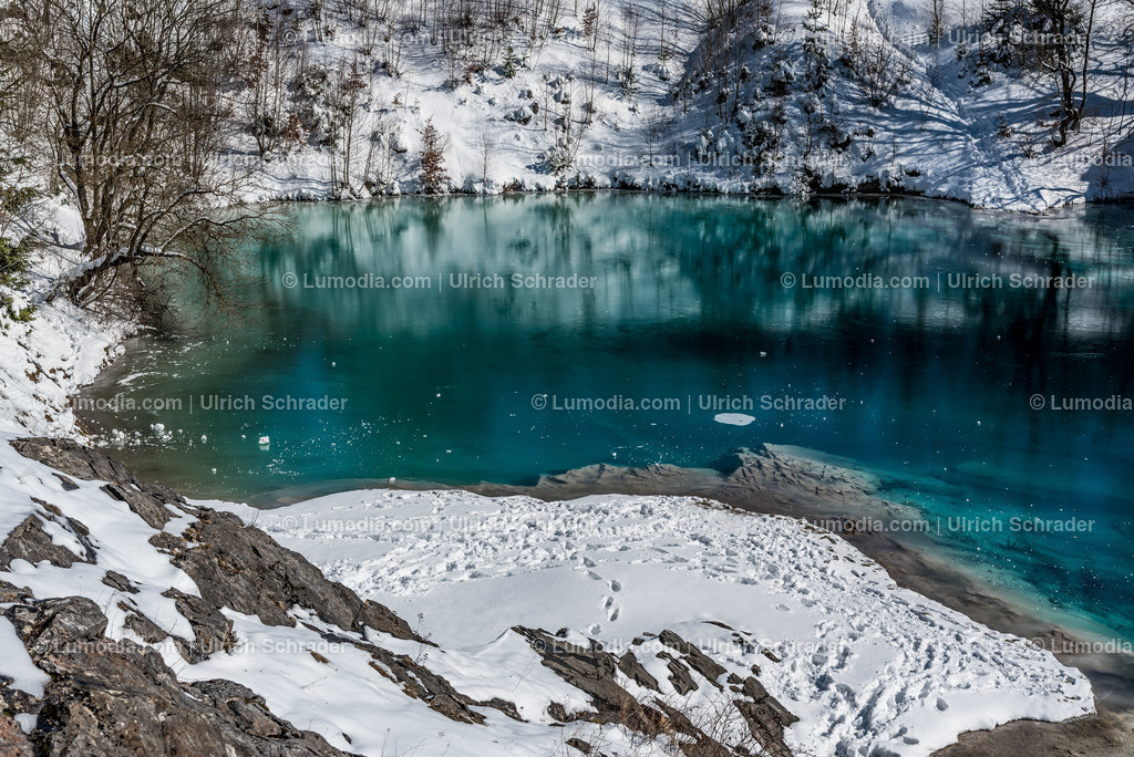 10049-10223 - Blauer See bei Rübeland _ Harz   max. Bildgröße A3   300dpi