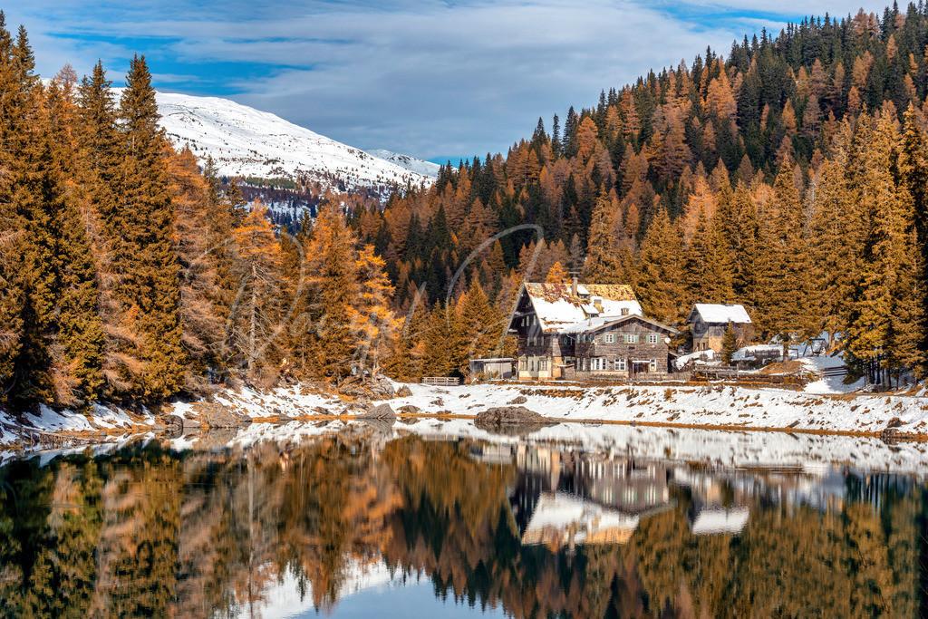 Obernberger See | Herbst am wunderschönen Obernberger See