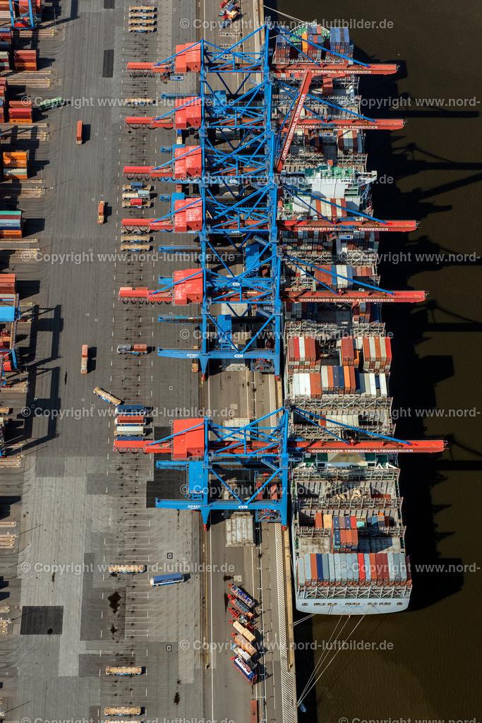 Hamburg Altenwerder CTA_HHLA_ELS_6991170517 | Hamburg - Aufnahmedatum: 17.05.2017, Aufnahmehöhe: 571 m, Koordinaten: N53°29.721' - E9°56.270', Bildgröße: 4582 x  6865 Pixel - Copyright 2017 by Martin Elsen, Kontakt: Tel.: +49 157 74581206, E-Mail: info@schoenes-foto.de  Schlagwörter:Hamburg,Luftbild, Luftbilder, Deutschland