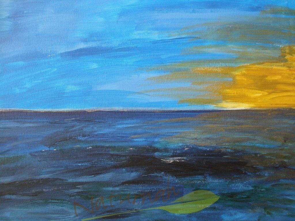 Meergefühle | Das Bild weckt die Lust auf Me(h)r! Mehr Urlaub, mehr Weite, mehr Meer.