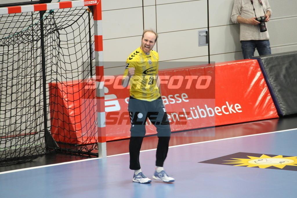 TUS N. Lübbecke - VFL Gummersbach | Matthias Puhle - © by K-Media-Sports / Sportfoto-Sale.de