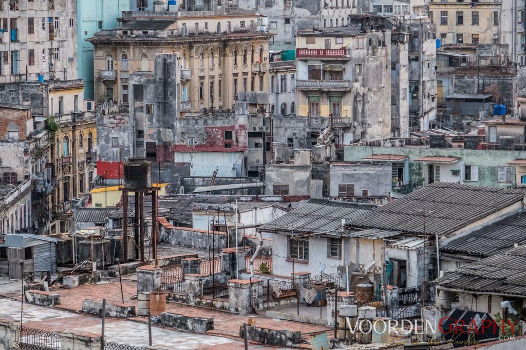Über den Dächern von Havanna