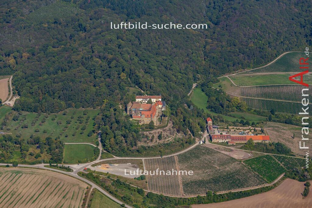schloss-frankenberg-19-809 | aktuelles Luftbild von Schloss  Frankenberg - Luftaufnahme wurde 2019 von https://frankenair.de mittels Flugzeug (keine Drohne) erstellt.