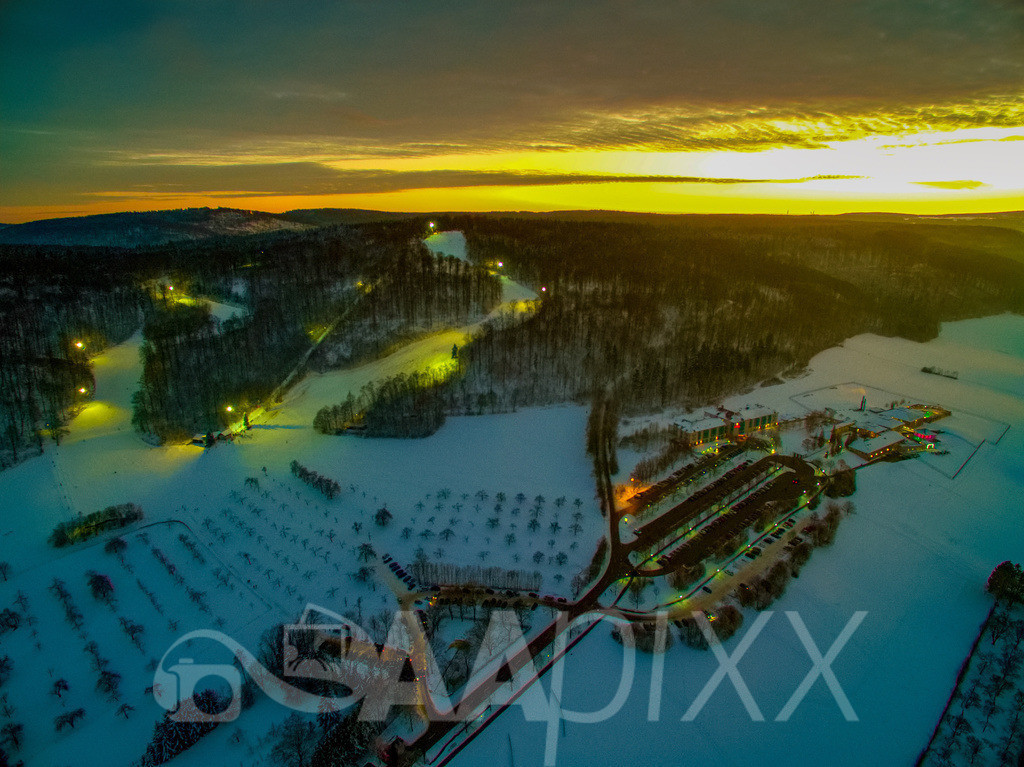Aalen | Ostalb Skilift | Limes - Thermen