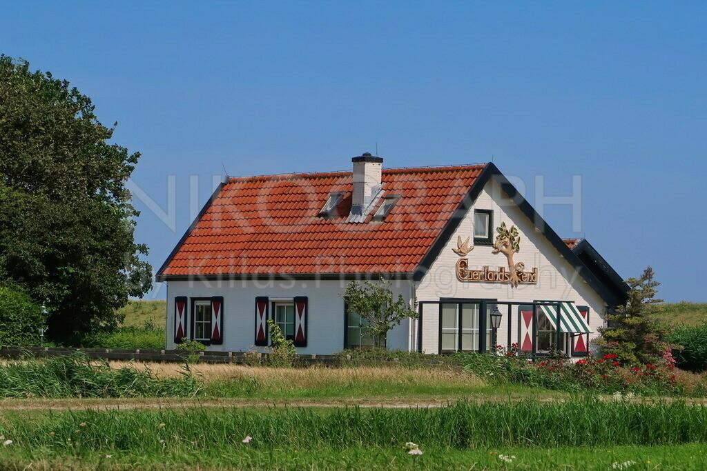 Haus Eijerlands end | Das Haus Eijerlands end auf der Nordseeinsel Texel.
