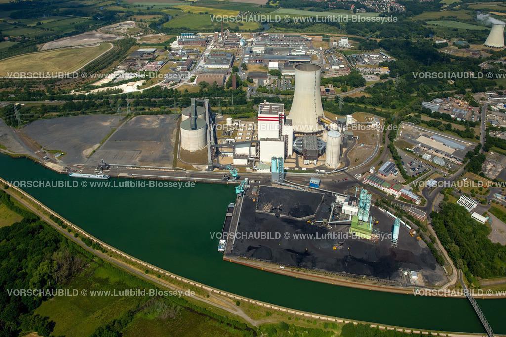 Luenen15064104 | Trianel Kraftwerk Lünen, Kohlekraftwerk Lünen, Lünen, Ruhrgebiet, Nordrhein-Westfalen, Deutschland