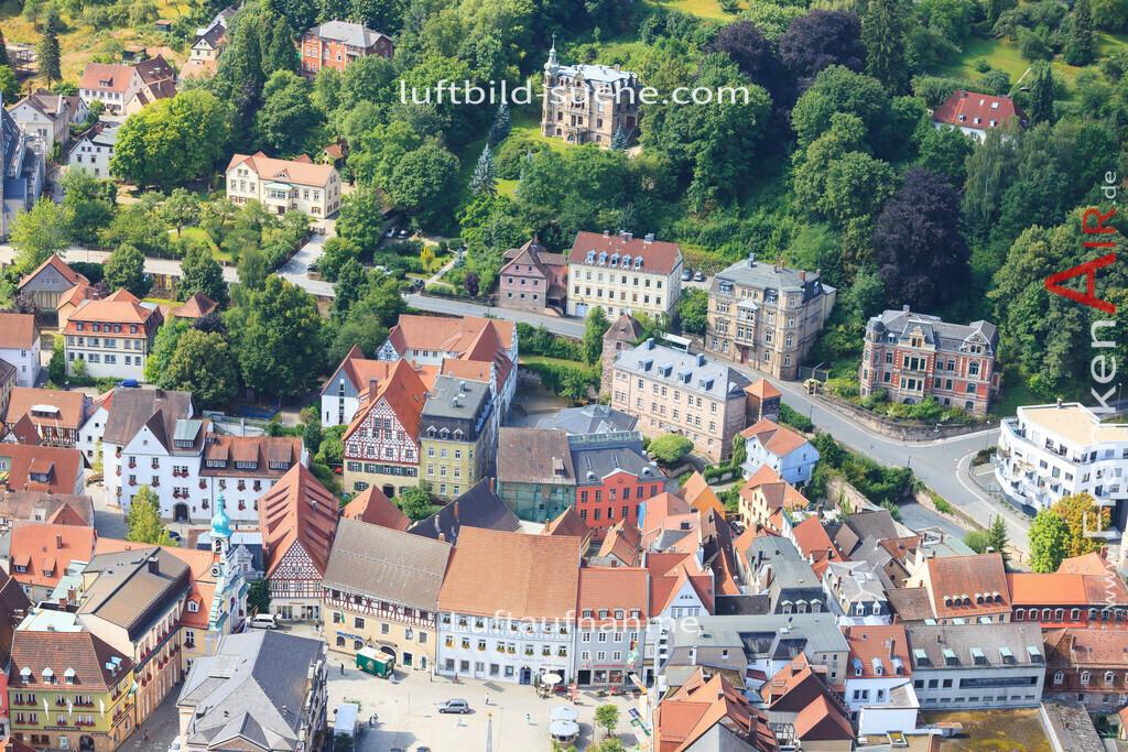 luftbild-kulmbach-2014-3155 | Luftbild von  Kulmbach - Luftaufnahme wurde 2014 von https://frankenair.de mittels Flugzeug (keine Drohne) erstellt - die Geschenkidee