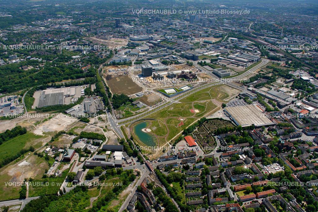 ES10058362 | Westviertel ThyssenKrupp Quartier,  Essen, Ruhrgebiet, Nordrhein-Westfalen, Germany, Europa, Foto: hans@blossey.eu, 29.05.2010
