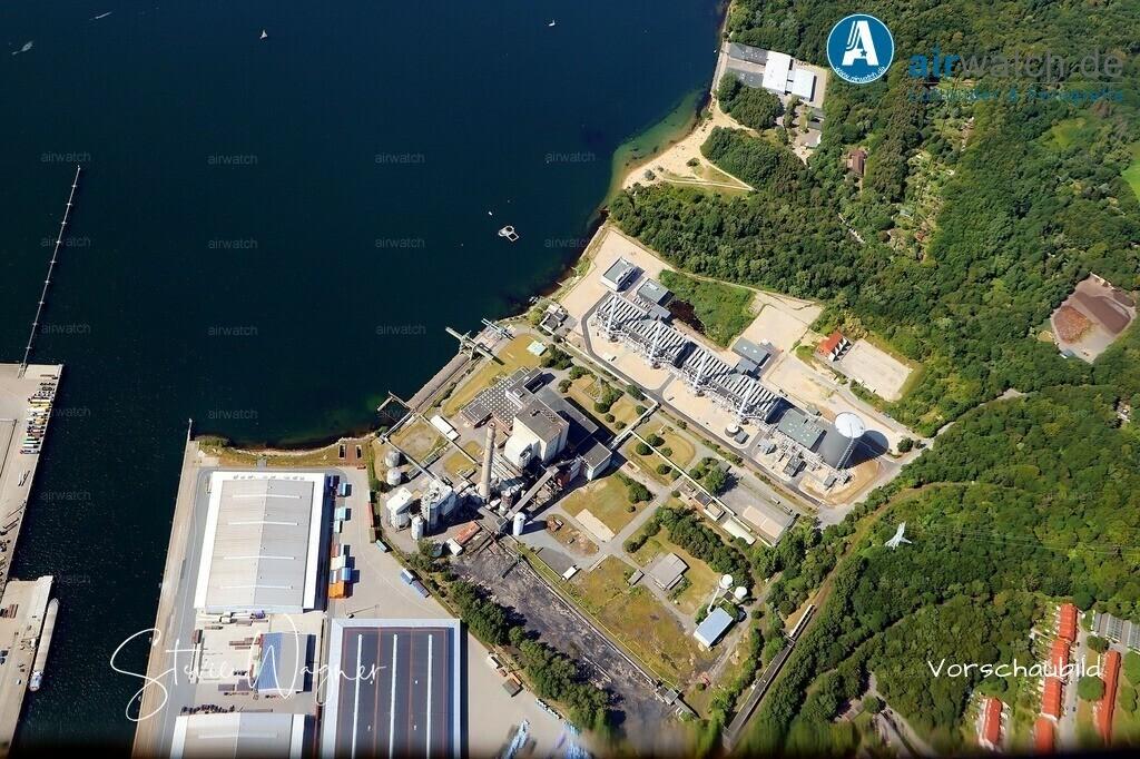 Kiel, Kieler-Förde, Küstenkraftwerk | Kiel, Kieler-Förde, Küstenkraftwerk
