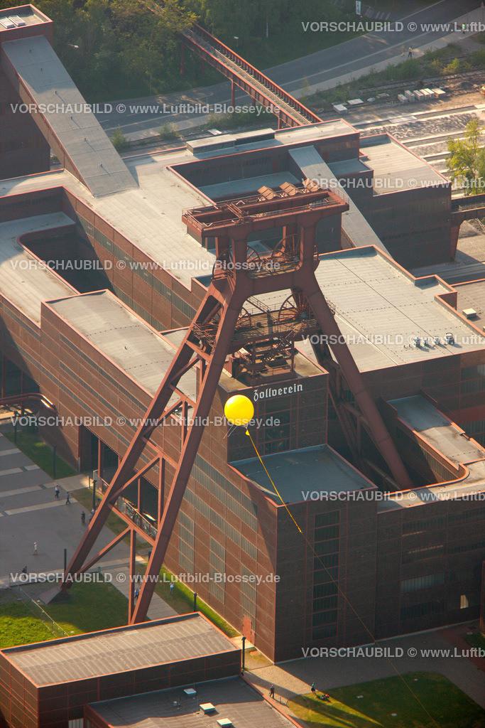 ES10056388 | Zollverein 12/6/8 Weltkulturerbe, Schachtzeichen ruhr2010,  Essen, Ruhrgebiet, Nordrhein-Westfalen, Deutschland, Europa, Foto: hans@blossey.eu, 22.05.2010